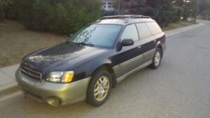 2000 Subaru Outback Limited $1550 OR Best Offer