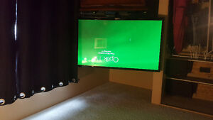 60 inch Samsung Flat Screen