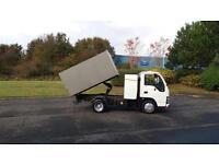 Isuzu Truck NKR TIPPER PICK UP