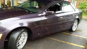 2006 Cadillac CTS Bourgonne Berline