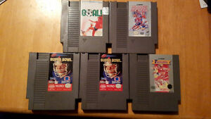 Variety of NES games (UNTESTED!)