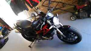 2014 Ducati Monster 796 ABS