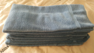 Like new soft velvety thick hand towels