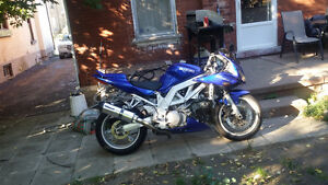 2003 SV1000S VTWIN