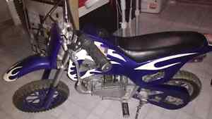 Pocket bike dirt 50cc