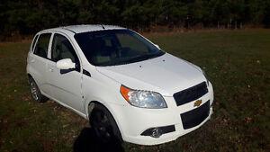 2009 Chevrolet Aveo - New MVI