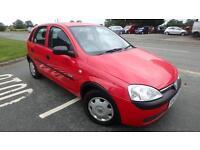 2003 Vauxhall/Opel Corsa 1.2i GLS 59523 miles shrewsbury