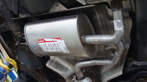 2004 Nissan Quest Front Muffler -$300 with installation