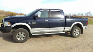 2012 Ram 2500 Laramie Loaded + Warranty