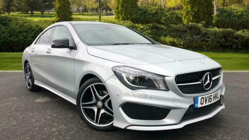 2016 Mercedes-Benz CLA-Class CLA 180 AMG Sport Tip Automatic Petrol Saloon    in Oldham, Manchester   Gumtree