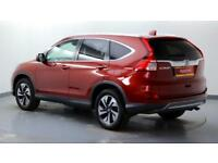 2017 Honda CR-V 2.0 i-VTEC EX Petrol red Automatic