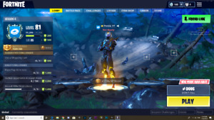 S3 and S4 Max Omega Fornite Account