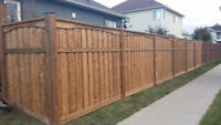 Save Tax in Early Spring Schedule-Install/Repair Fence