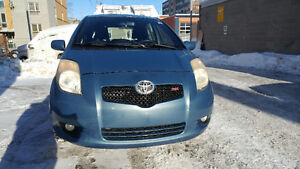 2006 Toyota Yaris Rs automatique