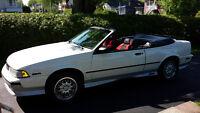 1988 Chevrolet Cavalier Cabriolet
