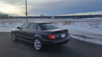 2001 audi s4, project /parts car, need gone