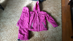 Girls 14/16 Columbia Snowsuit