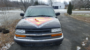 2 chevy blazers 4x4 a 4 and 2 door   Trade or best offer