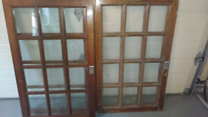 French Door/Window/Cabinet Panels  SOLD PPU