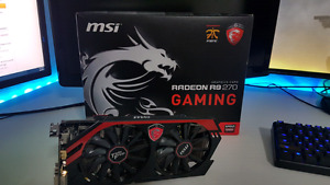 MSI R9 270 OC edition Graphics Card