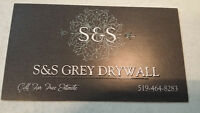 S&S Grey Drywall