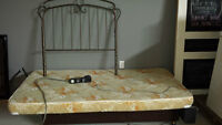 Single Sz Adjustable Medical Bed with Massage Function