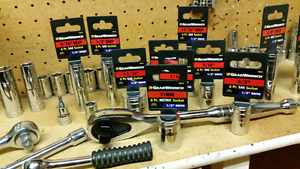 Gear wrench tools available
