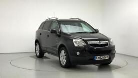2013 Vauxhall Antara 2.2 CDTi (163PS) Exclusiv (s/s) (AWD) Diesel black Automati