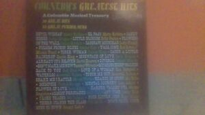 """""""Country's Greatest Hits"""" Vinyl Record"""