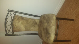 4 chairs - perfect condition