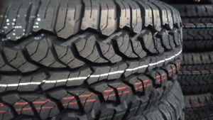 275/60/20 - 520$ txin 4new tires  -  2150 Hymus, Dorval   8-19h