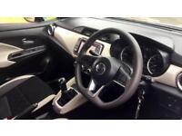 2017 Nissan Micra 1.0 Acenta 5dr Manual Petrol Hatchback