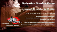 Airsoft: Opération Octobre Rouge