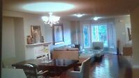 WHITBY - FURNISHED OR UNFURNISHED 3 BEDROOM TOWNHOUSE