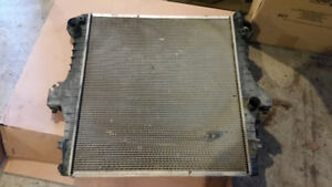 2003 to 2005 Dodge Ram HD Cummins radiator