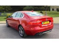 2017 Jaguar XE 2.0d (180) Portfolio 4dr Auto Automatic Diesel Saloon
