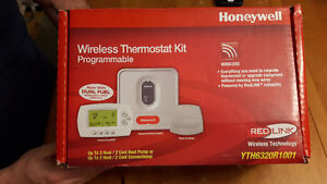 Programmable Wireless Thermostat Kit