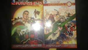 The new futures end volumes 2&3
