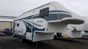 Travel Trailers & Fifth Wheels at Auction - 15+ Available