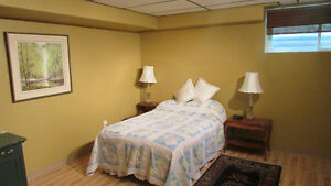Lrg. Room PLUS use of Lrg Rec-Room in quiet area of Normandeau!!