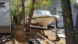 1989 Glascon 16ft with Johnson 90 outboard
