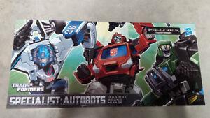 Transformers generations autobot specialist