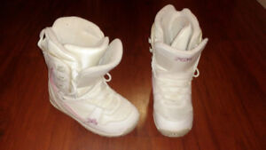 Womens Snowboard Boots ($40)