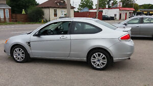 08 FORD FOCUS SES WITH MICROSOFT SYNC Cambridge Kitchener Area image 7