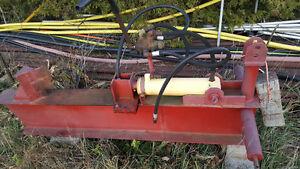 Hydraulic 3 Point Hitch Wood Splitter London Ontario image 2
