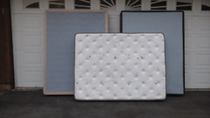 BLOW OUT Choice of ANY Queen/Double Mattress or Boxspring CHEAP