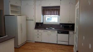 1 room apartment for rent in city limits. Bottom floor of house