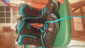 Firefly snow board boots size 8 men's
