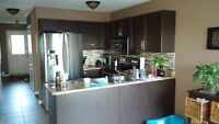 GET YOUR KITCHEN CABINETS RE-FINISHED!!!!