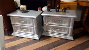 Night Stands, Dresser, See What's At Round About Treasures